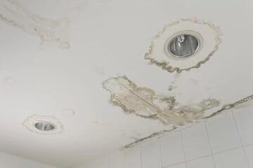 Ceiling Leakage Repair 1
